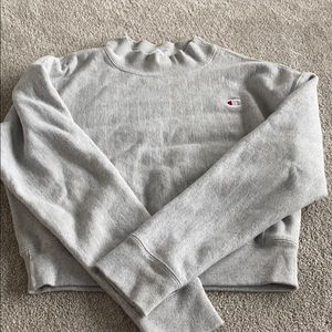Champion Mock Neck Sweatshirt from Urban Outfitter
